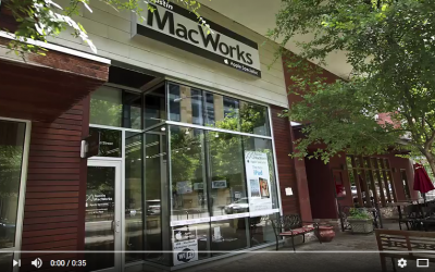Austin MacWorks Debuts Video Ad at Film Festival